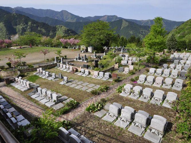 奥多摩霊園の画像1