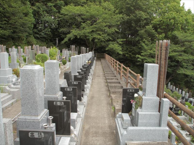 東京秋田霊園の画像5