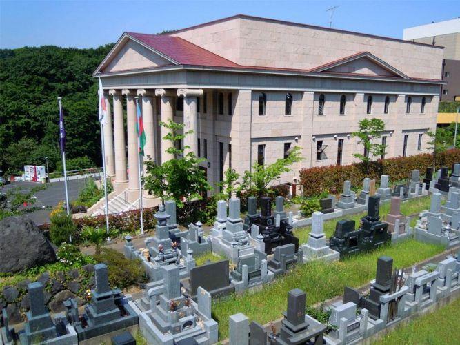 川崎霊園の画像1