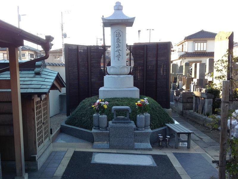 静翁寺墓苑の画像5