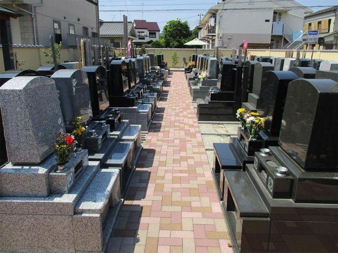 一ノ割駅前霊園の画像1
