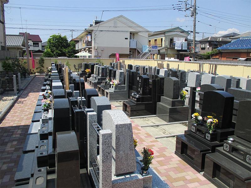 一ノ割駅前霊園の画像3