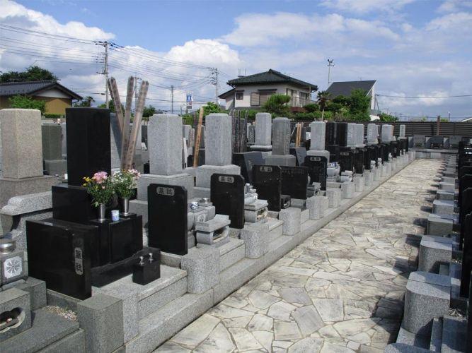 せんげん台西霊園の画像1