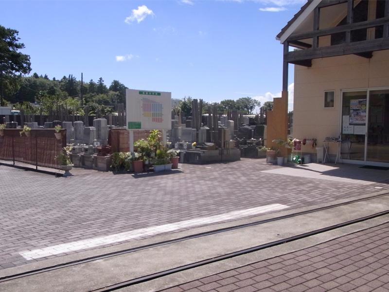 グリーンメモリアル東松戸霊園の画像2