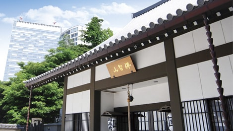 佛智山 圓通寺の画像1