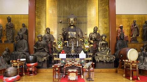 天恩山 五百羅漢寺 目黒霊廟の画像2