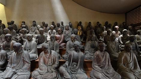 天恩山 五百羅漢寺 目黒霊廟の画像4