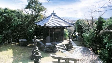 猿畠山 法性寺の画像1