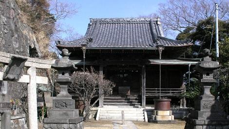 猿畠山 法性寺の画像2