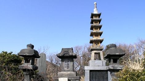 猿畠山 法性寺の画像3