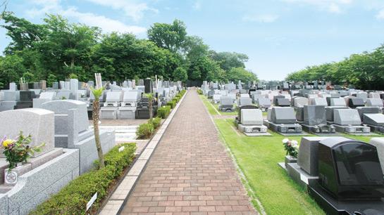 茅ヶ崎霊園 永久の郷の画像1