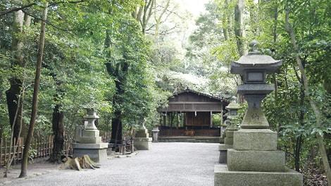 鶴岡八幡宮墓苑の画像1