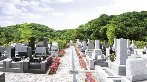 鶴岡八幡宮墓苑の画像3
