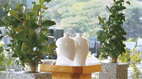 鶴岡八幡宮墓苑の画像4