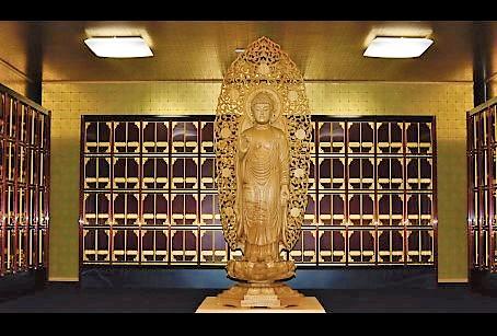 迎福寺 成田別院 智耕院納骨堂 阿弥陀堂の画像1