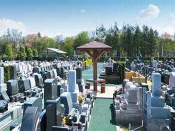 狭山やすらぎ霊園の画像1