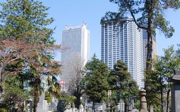 都立 雑司ヶ谷霊園の画像2