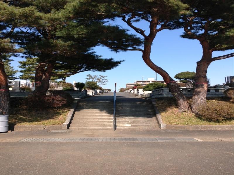 八王子市営 緑町霊園の画像1