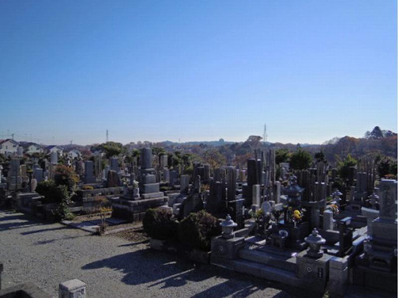 八王子市営 緑町霊園の画像3
