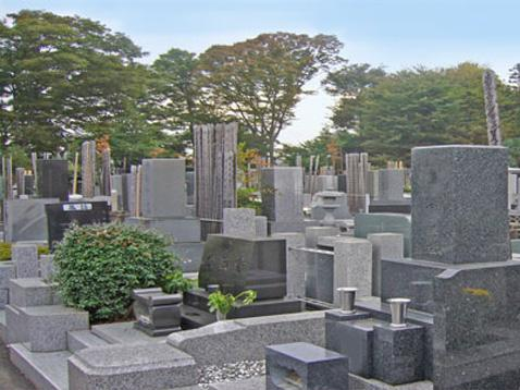 日野市営墓地の画像1