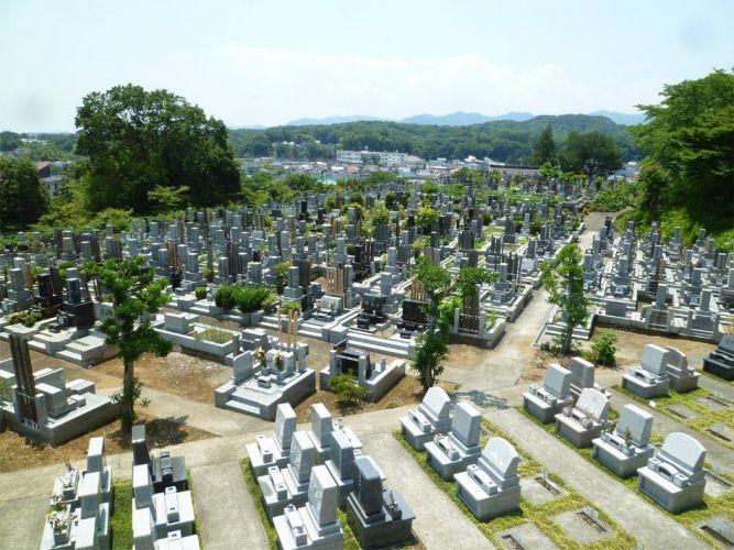 萩霊園の画像1