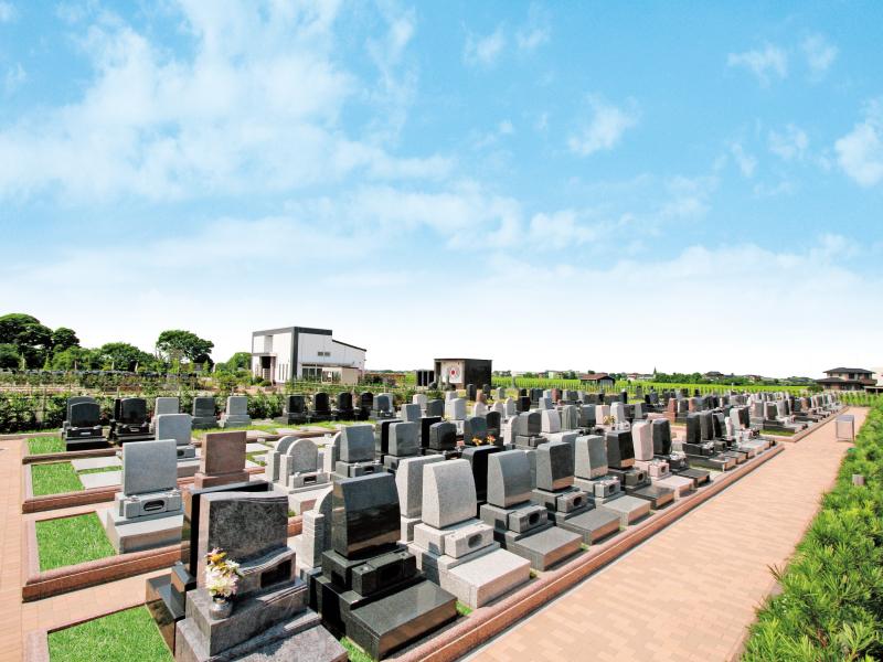 吉川美南霊園の画像1