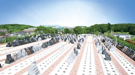 横浜あさひ霊園の画像3