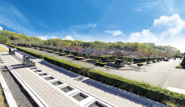 東京多摩霊園の画像1