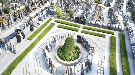 青山梅窓院墓苑の画像1