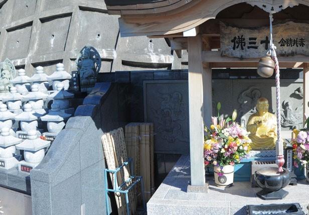 正法院 赤井精舎 十三佛永代墓の画像3