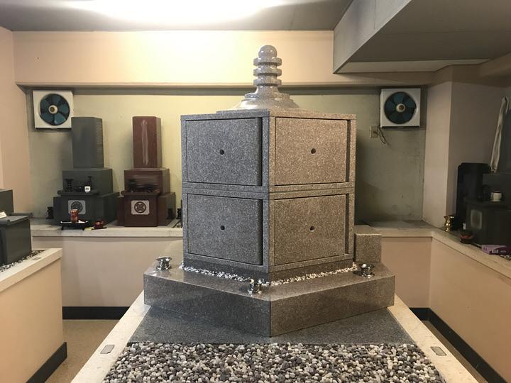 歓名寺 新御徒町廟所 のうこつぼの画像1