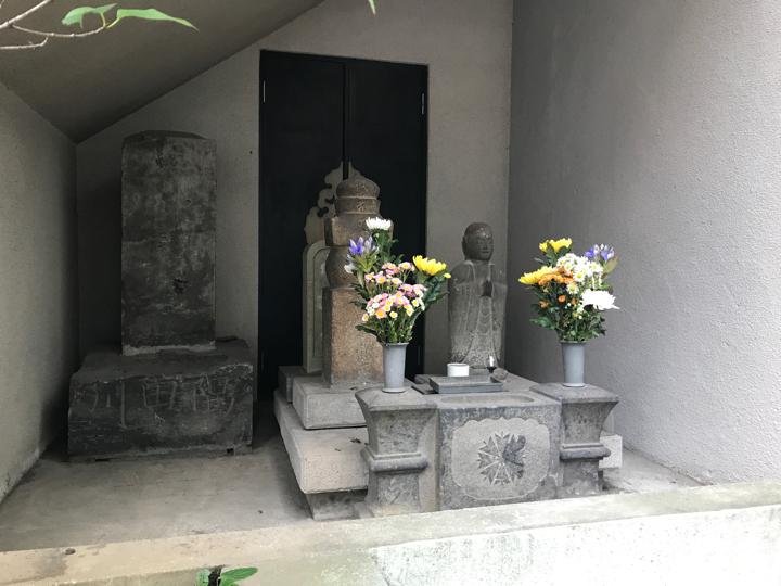 歓名寺 新御徒町廟所 のうこつぼの画像5