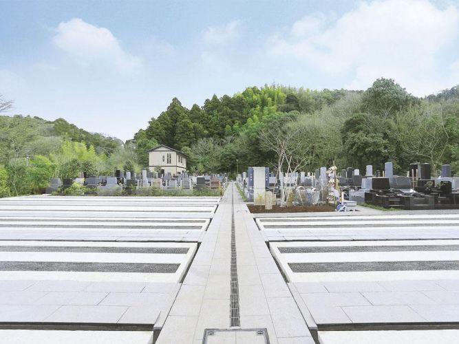 鎌倉湖墓苑の画像1