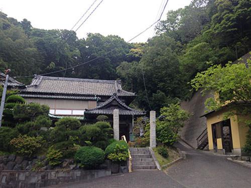 猿畠山 法性寺 のうこつぼの画像5