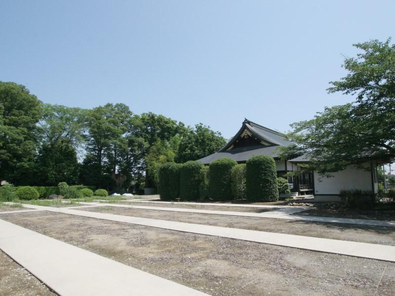 大聖寺墓苑の画像3