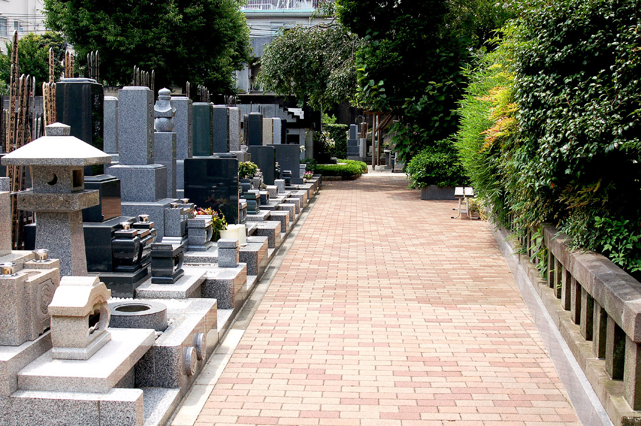 妙圓寺墓苑の画像3