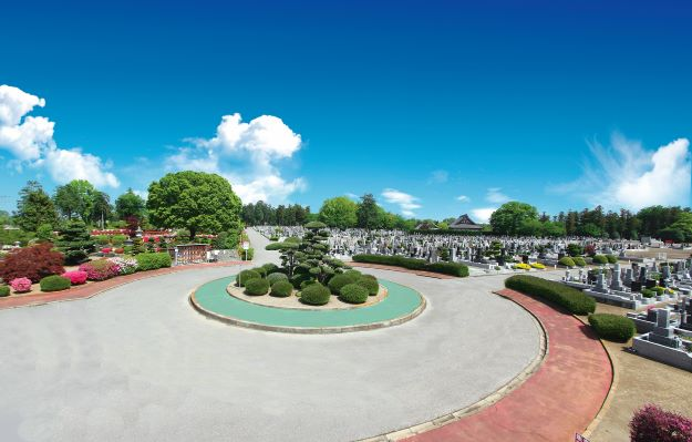 岡部霊園の画像1