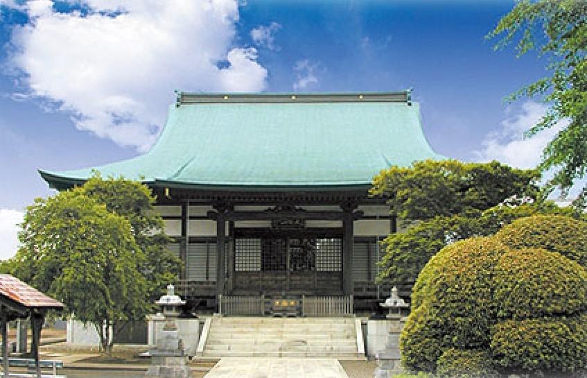 長妙寺霊園の画像1