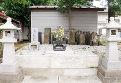 玉宝公園墓地の画像4