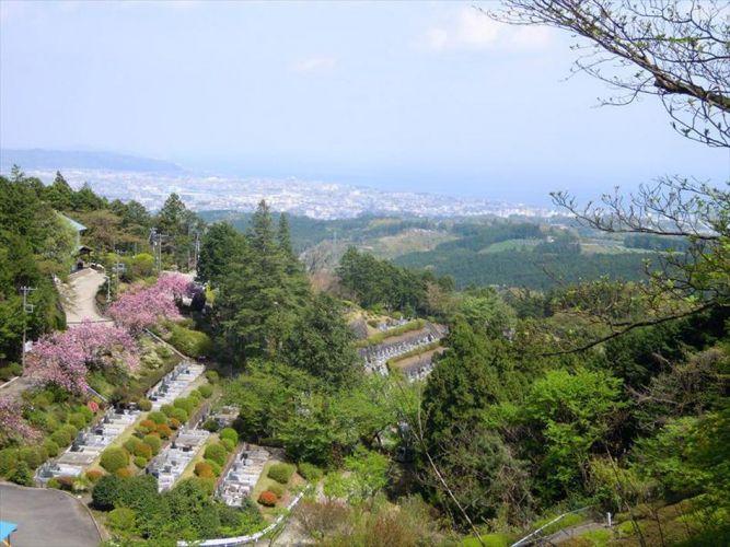 小田原市営 久野霊園の画像1