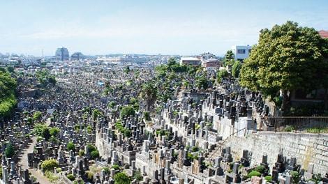 横浜市営 久保山墓地の画像2