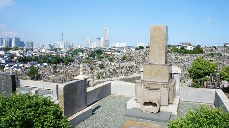 横浜市営 久保山墓地の画像3