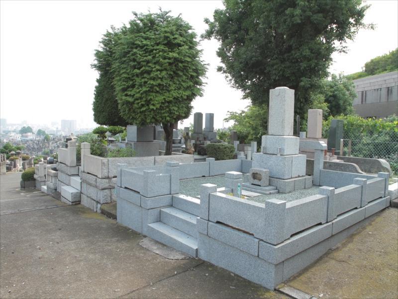 横浜市営 久保山墓地の画像5