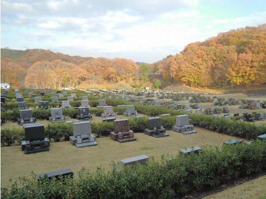 平塚市営 土屋霊園の画像1
