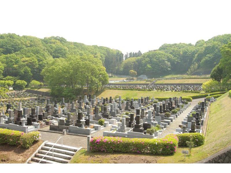 平塚市営 土屋霊園の画像3