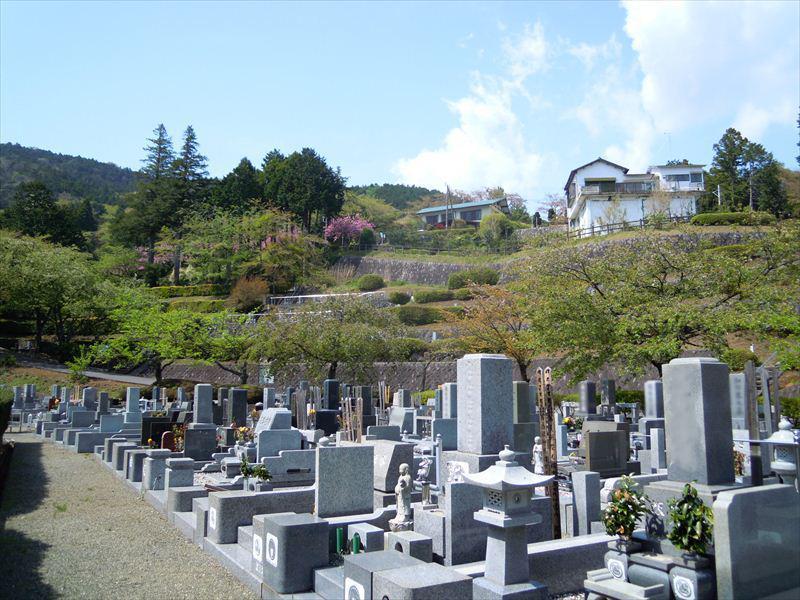 小田原市営 久野霊園の画像4