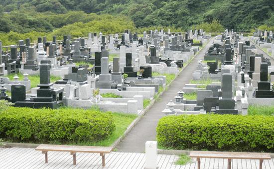 横須賀市営公園墓地の画像6