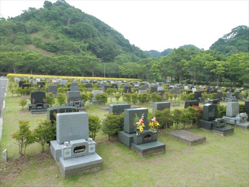横須賀市営公園墓地の画像7