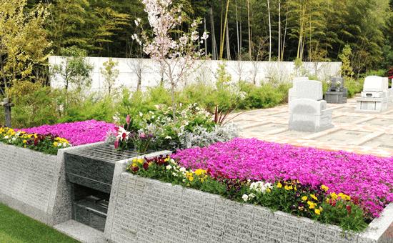 都筑まどか霊園 樹木葬の画像1