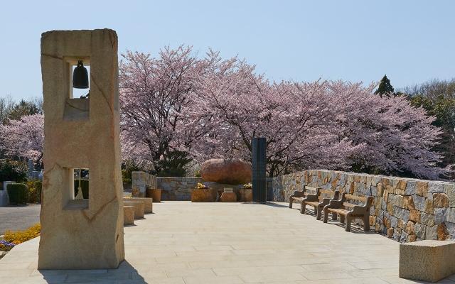 森林公園昭和浄苑 永代供養墓の画像3
